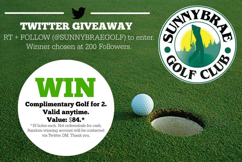 Twitter Giveaway!