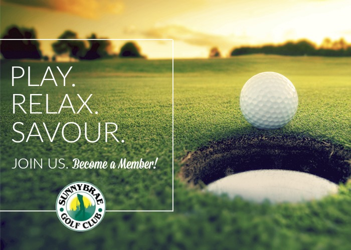 Become a Member at Sunnybrae Golf Club in Port Perry