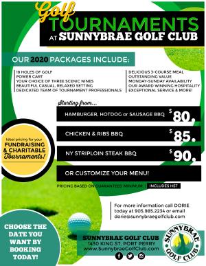 GolfTournamentPackages2020 Sunnybrae web