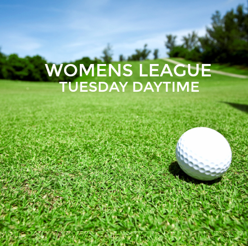 ladies daytime golf