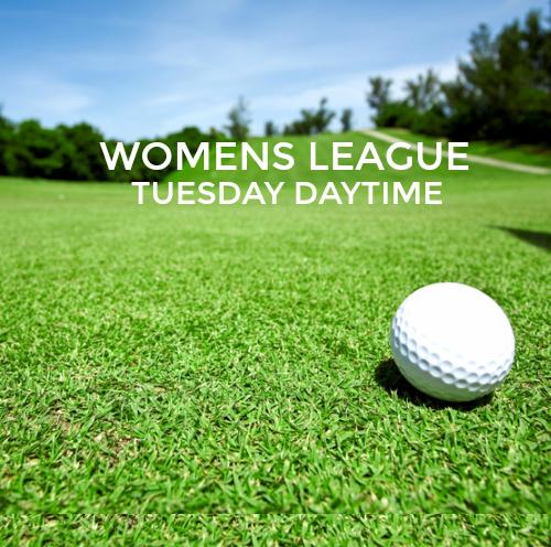 ladies daytime golf