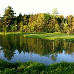 sunnybrae golf course pond