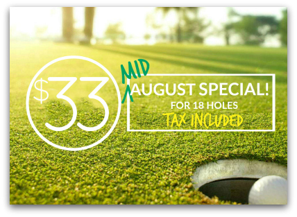 mid august 2016 golf special sunnybrae
