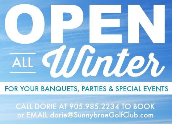 Sunnybrae Golf Club open all year 2016