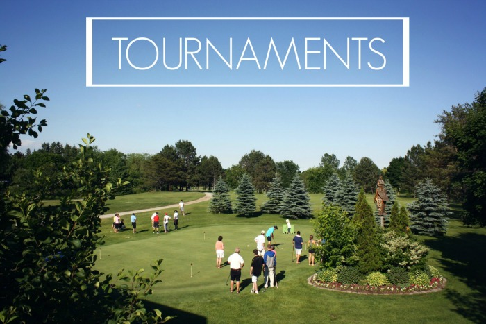 Golf Tournaments Durham Region