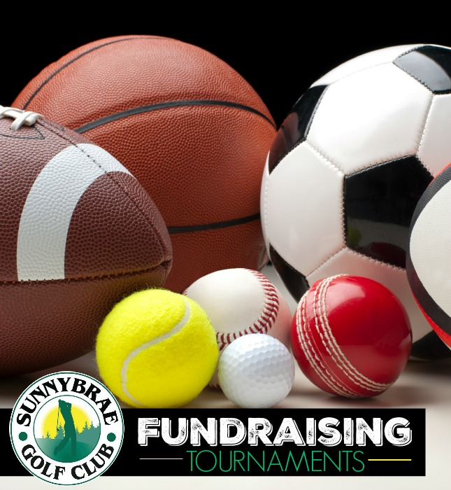 Sunnybrae Golf Club can help with your Sports Teams Fundraising. We offer affordable Golf Tournament as great Fundraisers