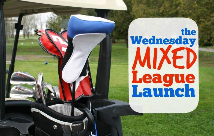 Golf League - Wednesday Mixed
