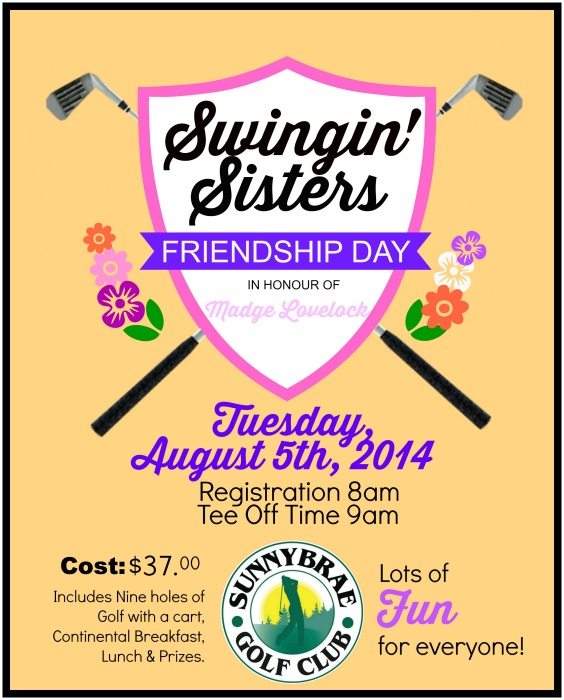 Swingin' Sisters Tournament