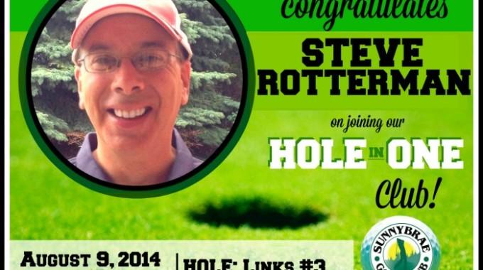 Congratulations, Steve!