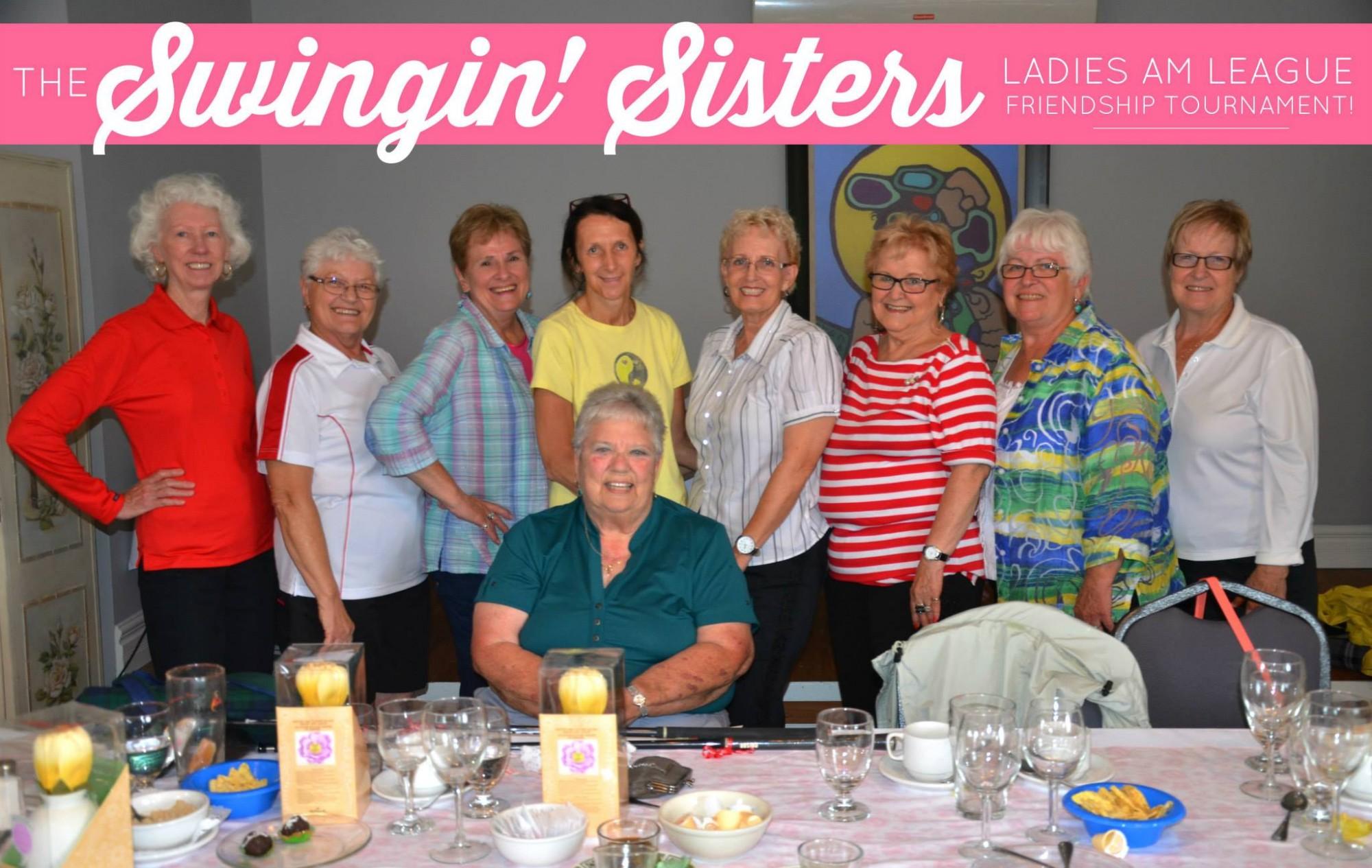 swingin sisters 2015