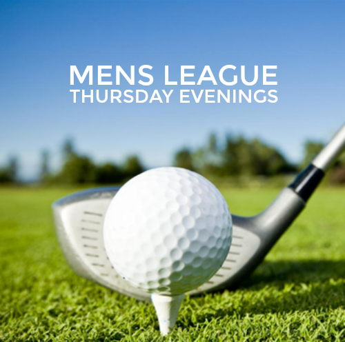 thursday evening golf league SB