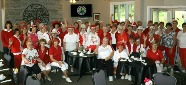 willow park tues AM ladies golf league sunnybrae golf club