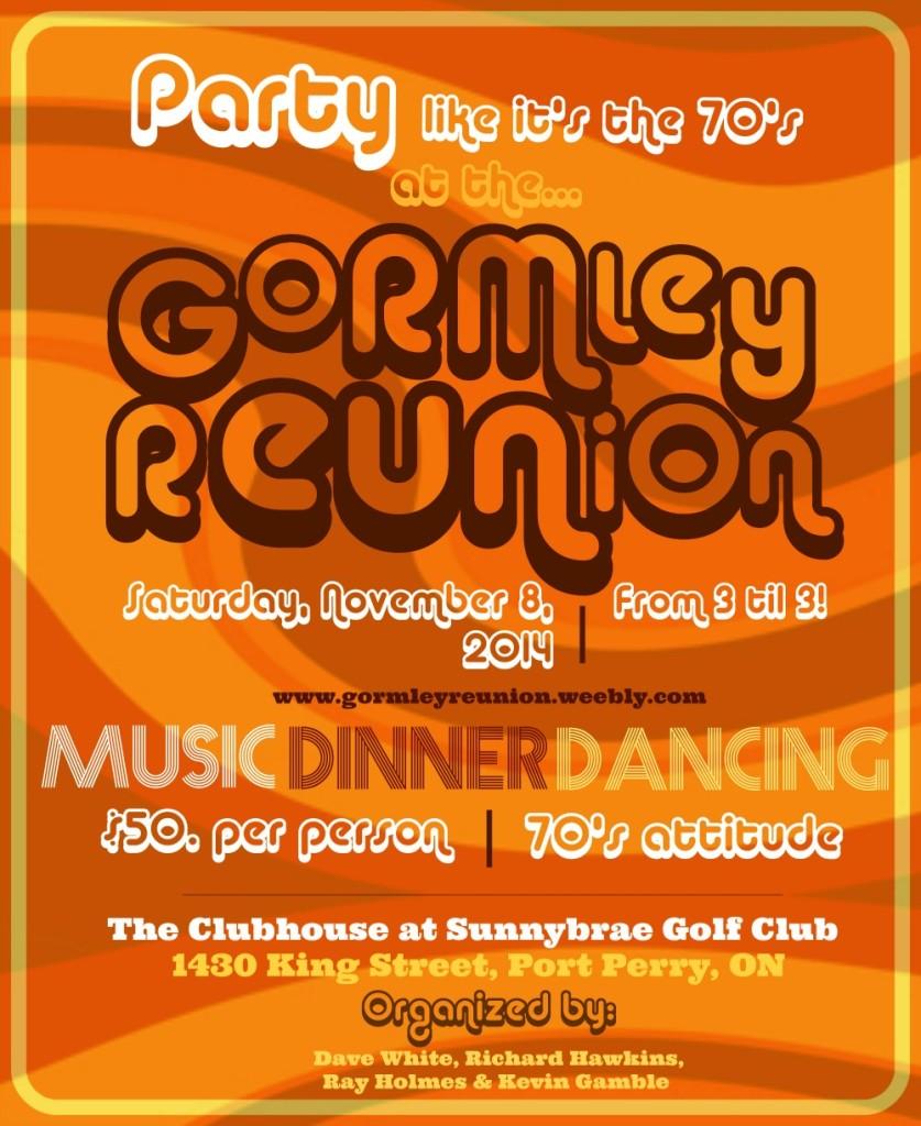 The Gormley Reunion