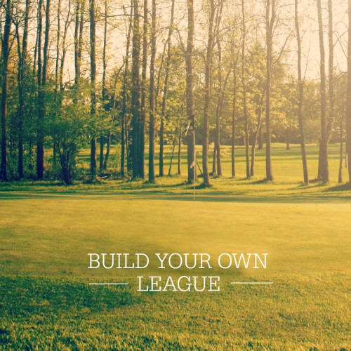 build your own Golf League at Sunnybrae