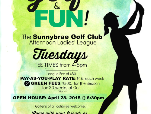 Ladies Golf League Port Perry