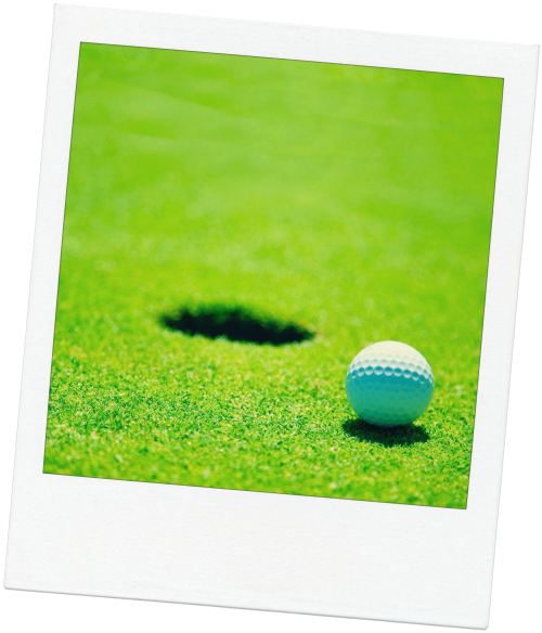 junior golf league golf ball