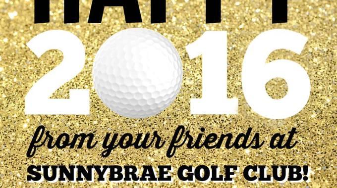 Happy 2016, friends!