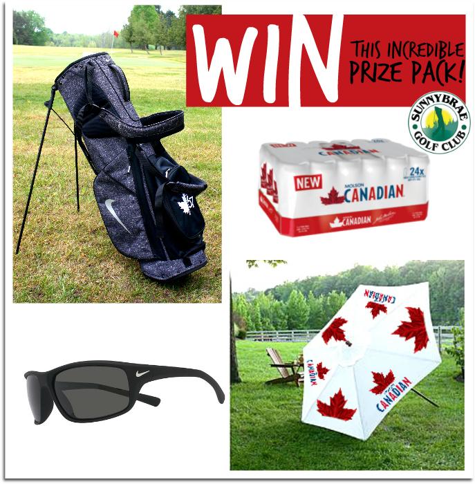 Win giveaway sunnybrae golf 2016