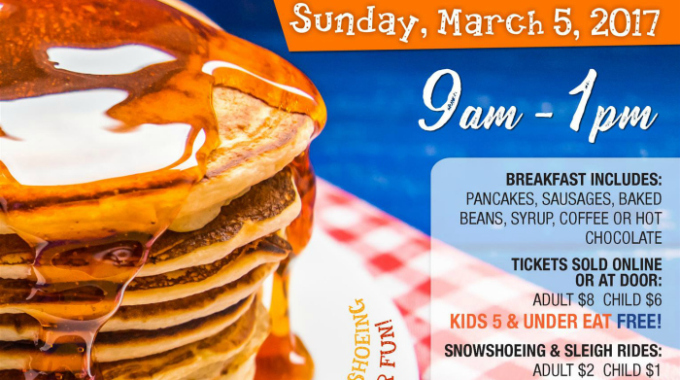 Port Perry Rotary's 2nd Annual Pancake & Family Fun Day at Sunnybrae