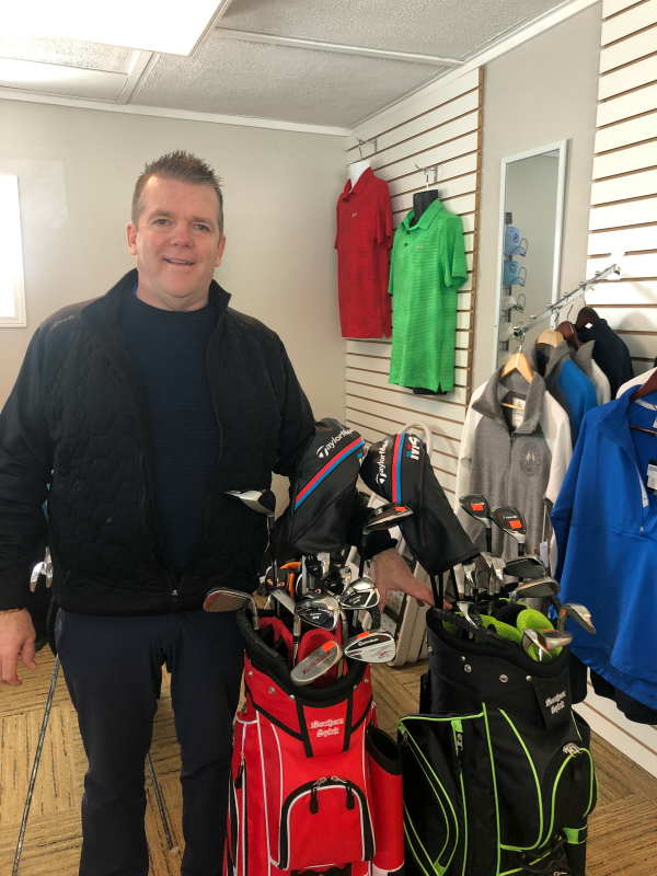 Welcome To Our New ProShop Manager: Mike Ayres