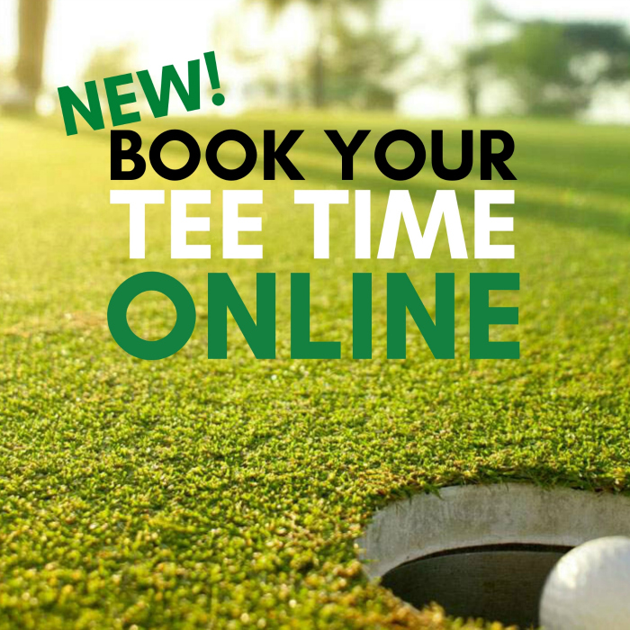 book your tee time online Sunnybrae Golf Club